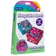 John Adams Fun To Do Keepsake Boxes (11044)
