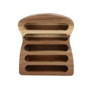 Creativetops Creative Tops Feather Lane Wooden Toast Rack (5212597)