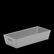 Wham Studio Basket Rectangular Cool Grey 2.01 (25552)