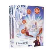 John Adams Frozen 2 Light Up Glitter Snow Globe (10796)