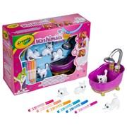 Crayola Washimals Pets Bathtub Set (919749.004)