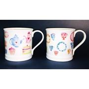 Just Mugs Devon Ditsy Teaparty (90419)