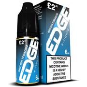 Edge British Tobacco 6mg E-liquid 10ml (VAEDG004)