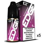 Edge Blackcurrant 6mg E-liquid 10ml (VAEDG013)