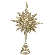 Gisela Graham Gold Wire Bethlehem Star Tree Topper (20520)