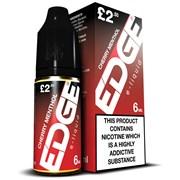 Edge Cherry Menthol 6mg E-liquid 10ml (VAEDG025)