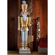 Three Kings Inlit Gold/white Nutcracker Giant (2535019)
