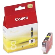Canon Cl1-8y Ink Cartridge Yellow (208558)
