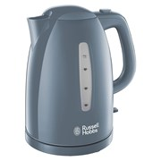 Russell Hobbs Textures 3kw Grey Kettle 1.7l (21274)