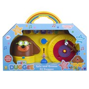 Golden Bear Hey Duggee Spin and Groove with Dj Duggee (2150)