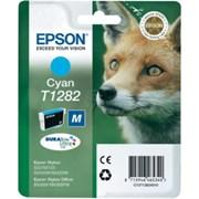 Epson T1282 Inkjet Cartridge Cyan (216398)