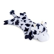 Petface Buddies Crinkle Flat Cow (22090)