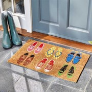 Smart Garden Shoe Aholic Decoir Doormat 45x75 (5511055)