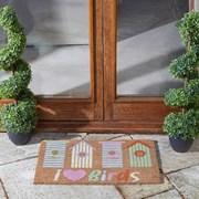 Smart Garden Bird Lover Decoir Doormat 45x75 (5511057)