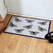 Smart Garden Busy Bees Washable Doormat 75cm (5517011)