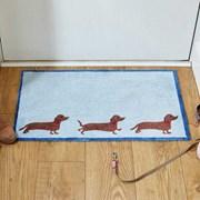 Smart Garden Sausage Stroll Washable Doormat 75cm (5517013)