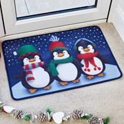 Three Kings Frosty Penguin Mat 60x40 (5520003)