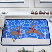 Three Kings Dancing Deer Mat 60x40 (5520004)