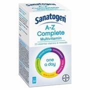 Sanatogen A To Z Complete 30s (2246361)