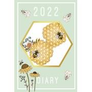 A5 Diaries Cdu Beekeeper (22A5CD04)