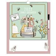 Family Organiser Calendar Beekeeper (22FC04)