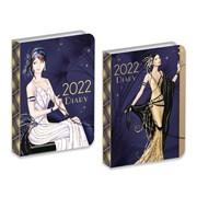 Mini Magnetic Diaries Claire Coxon Art Deco (22MD02)