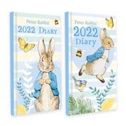 Slim Cased Diary Cdu Peter Rabbit (22SD01)