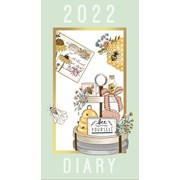 Slim Cased Diary Cdu Beekeeper (22SD04)