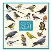 Lge Square Calendar Pmc Birds (22SQ05)