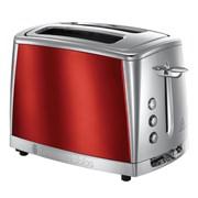 Russell Hobbs Luna 2 Slice Toaster Red (23220)