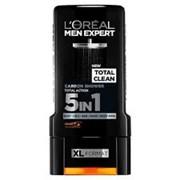 Loreal L'oreal Men Exp Total Clean Shower Gel 300ml (232536)