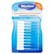 Wisdom Clean Between Interdental Fine Blue 20s (2339ISC)