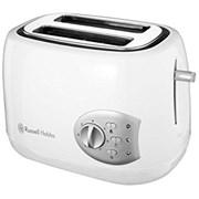 Russell Hobbs Darwin White 2 Slice Toaster (23860)