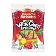 Bassett Wine Gums Frosted Bag 165g (240482)