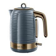Russell Hobbs Inspire Brass 3kw Kettle Grey 1.7ltr (24367)