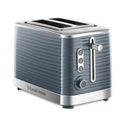 Russell Hobbs Grey Inspire Toaster 2 Slice (24373)