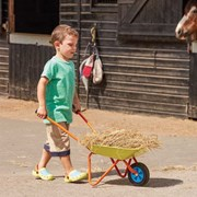 Smart Solar Children's Wheelbarrow (4720005)