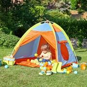 Smart Solar Tent & 100 Balls (4730004)