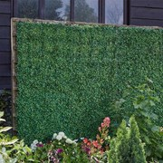 Smart Solar Boxwood Scrrening Panel 40x60 (5604001)