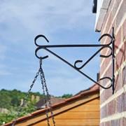 """Smart Garden Extra Heavy Duty Wall Bracket 12/14"""" (6040011)"""