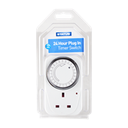 Status Plug In 24 Hour Timer (24HT12)