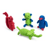 Petface Toyz Mixed Rope Characters (25046)
