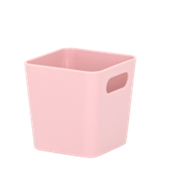 Wham Studio Basket Sq Blush Pink 1.01 (25506)