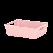 Wham Studio Basket Rectangular Blush Pink 3.01 (25531)