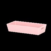 Wham Studio Basket Rectangular Blush Pink 2.01 (25556)