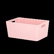 Wham Studio Basket Rectangular Blush Pink 4.02 (25581)