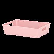 Wham Studio Basket Rectangular Blush Pink 4.01 (25631)