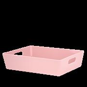Wham Studio Basket Rectangular Blush Pink 5.01 (25657)