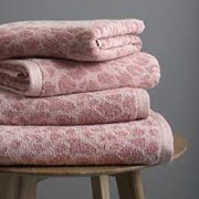 Catherine Lansfield Sengeti Animal Skin Bath Sheet Blush (TW/25699/W/BS/BLH)