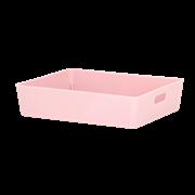 Wham Studio Basket Rectangular Blush Pink 9.01 (25878)